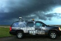 Tornado Hunt / The 2012 Tornado Hunt with Mike Bettes #TornadoHunt