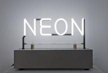 Bright like neon love / by Atari Metcalf