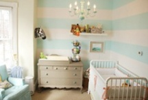 Nursery & Toddler Rooms  / by Christina Hines