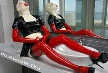 Rubber Dolls And Cuties / http://www.club-rub.com