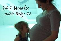 Baby #2, VBAC, and more! / by Christina Hines