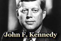 ~JFK~ /  I am a JFK fan Board & name created 2/19/2013 / by ~Laurie Preble~