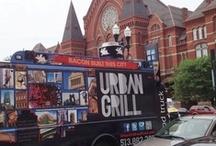 Cincinnati Food Trucks / Cincinnati is home to a number of mobile food trucks... and that number just keeps on growing!