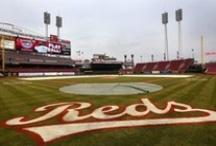 Play Ball in Cincinnati / Cincinnati - home to The Cincinnati Reds and the Cincinnati Bengals