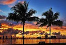 Sunrise and Sunset Weather / #SunriseWeather #ItsAmazingOutThere