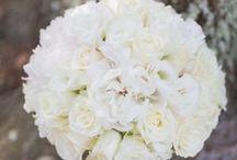 Brides Bouquet - White