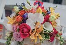 Brides Bouquet - Tropical