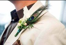 Boutonnieres - Green