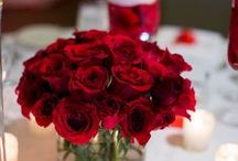 Centerpieces - Red