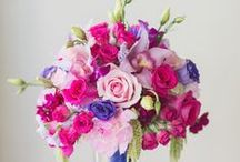 Brides Bouquet - Pink