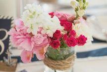 Centerpieces - Pink