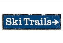 Ski and Apres Ski / Gear for hitting the slopes or the trails and ways to warm your toes and fill your tummy afterward......so that you can hit the slopes again!