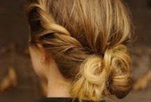 Hair / by Lyndsay Matteo