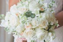 Brides Bouquet - Ivory