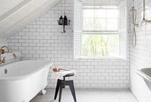 Bathroom Inspiration / by Sugar and Charm - DIY