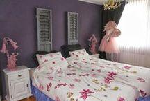 Annie Sloan Chalk Paint voorbeelden slaapkamers / Voorbeelden van slaap en kinderkamers met Annie Sloan Chalk Paint. Deze voorbeelden laten u zien wat u kunt doen met Annie Sloan Verf op de meubels en wanden in de slaapkamers.