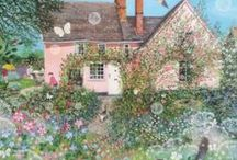 Lucy Grossmith / A favourite artist and illustrator of mine