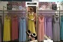 Bridesmaids Spring/Summer 15 / Full collection of bridesmaid dress available at pamelascott.com Bridesmaids