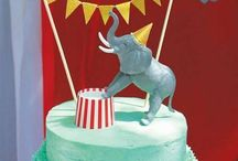 Circus Party / by Paige Stenrud