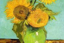 Vincent Van Gogh paints France