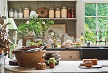 The kitchen / The heart of the home