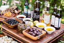 Reception Food & Drinks
