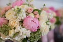 Bridesmaid Bouquet - Ivory