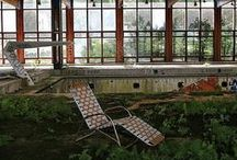 Travel: Abandoned Places Reclaimed by Nature / We tour the world's abandoned places left to the elements.