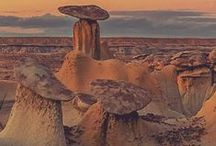 Travel: Strange Natural Wonders / Surreal destinations and strange natural wonders