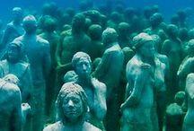 Travel: Underwater Wonders / Wildlife, destinations and photography under water.
