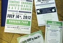 Country Wedding Invitation / by Allison Beilke