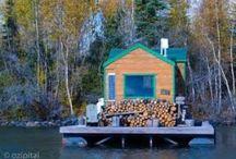 Floating Palaces / house boats