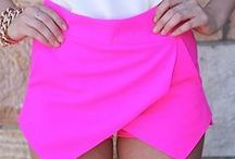 Skirts / For the Ustrendy girls who love flirting in skirts / by UsTrendy.com