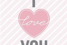 Holidays ✭ Valentine's Day / From my heart to yours on a special day in February!