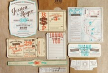 Dimensional Mail & Promo Items / by Shanu