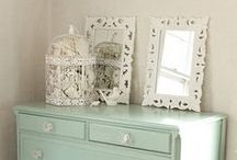 Decor ✭ French Country/Garden Bedroom