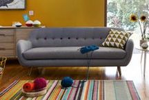 Upholstery & Soft Furnishings / by Housing Units