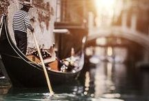"""Venice, my eternal love... / """"Venice is like eating an entire box of chocolate liquers in one go."""" - Truman Capote."""
