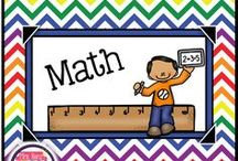 Teaching Math {Grades 3-5} / Great ideas for math instruction for grades 3, 4, and 5