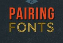 Misc ✭ Fonts / Fonts. They are a dangerous tool. Use well and with caution!