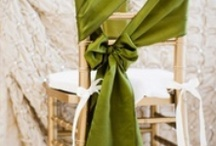 Linens, Chair Covers, and Aisle Decor