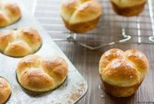 Recipes ✭ Baking and Breads / Everything Bread! Rolls, loafs, braids and more!