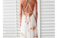 Floor Length Dresses / by UsTrendy.com