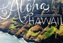 Hawaii Travel / by Shanu