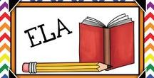 ELA Materials {Gr. 3-5} / Literacy teaching materials for grades 3, 4, and 5.