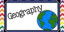 Geography {Gr.3-5} / Geography Teaching Materials & Ideas {Gr.3-5}