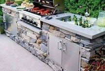 Summer BBQ / Ideas and inspiration for the perfect summer BBQ... / by Housing Units