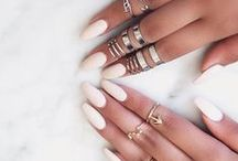 {put a ring on it} / All about the digits! Midi rings, Knuckle rings, Cage rings all to make your hands flawless. #AnarchyStreet