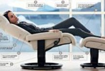 Furniture for Bad Backs / Comfortable but stylish furniture, taking the 'eurgh' out of ergomonics / by Housing Units