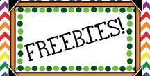 Teaching *FREEBIES* {Gr.3-5} / Finding and sharing FREE educational materials to use in your grades 3-5 classroom!